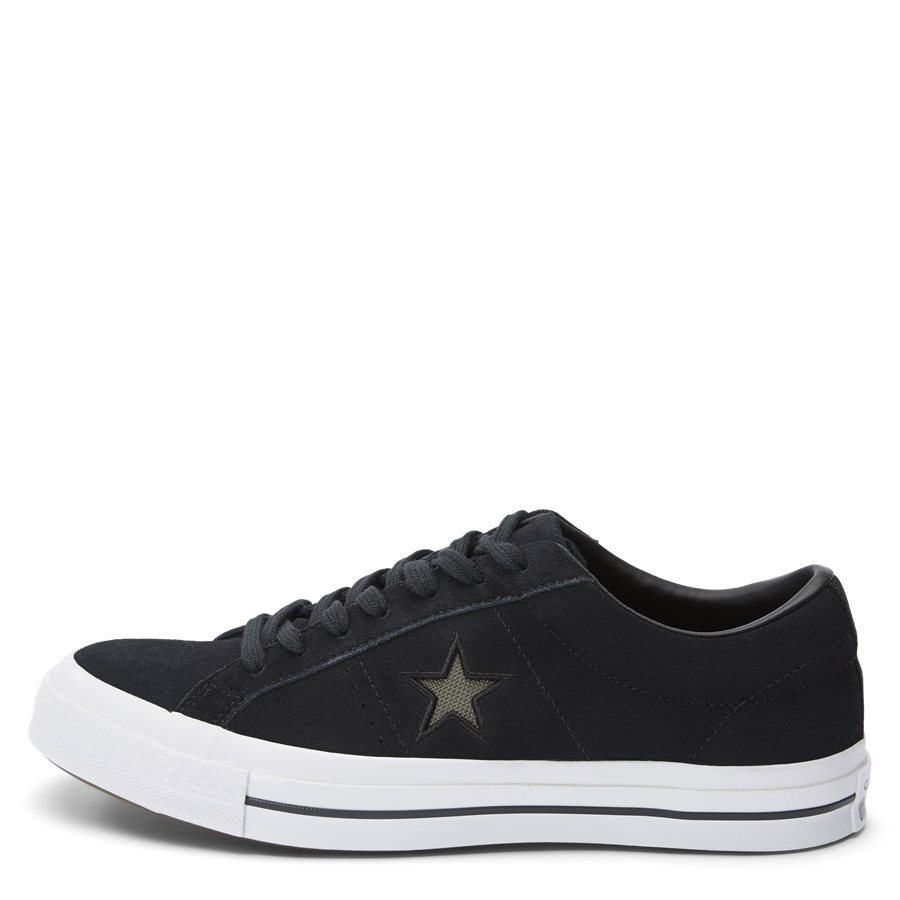 163383C ONE STAR OX - One Star OX Sko - Sko - SORT/SORT - 1