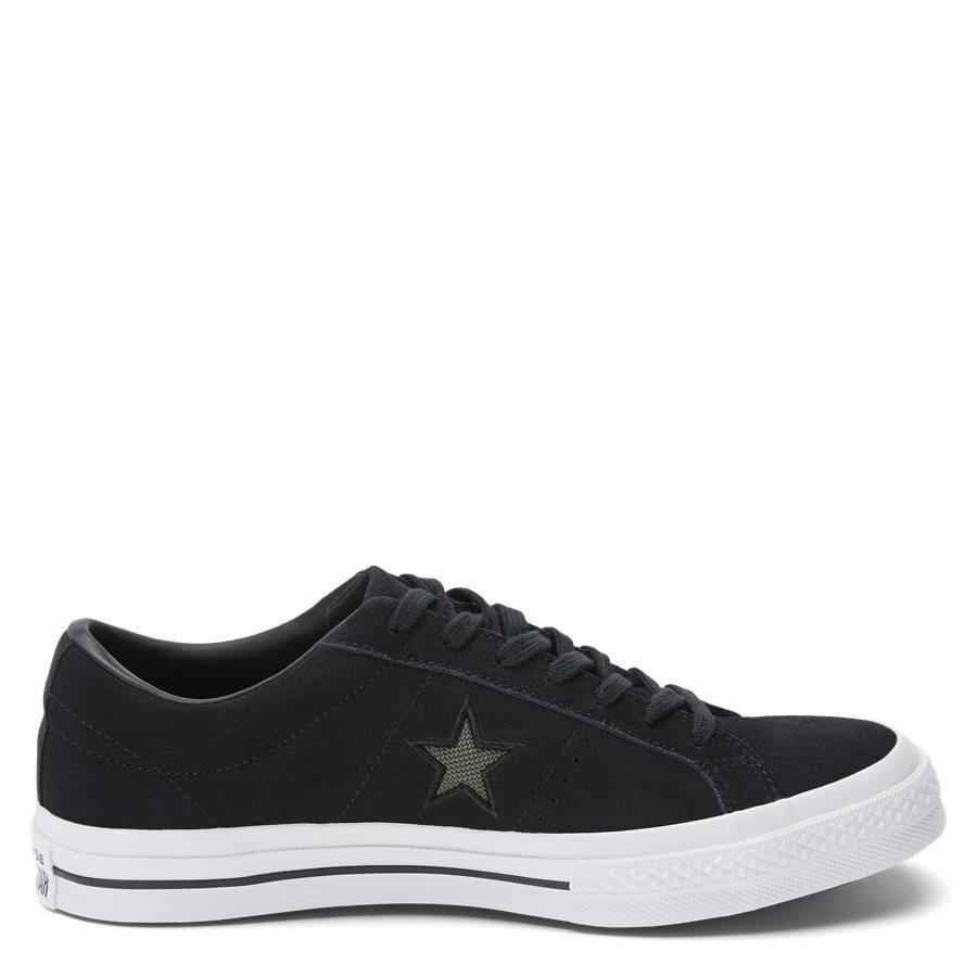 163383C ONE STAR OX - One Star OX Sko - Sko - SORT/SORT - 2