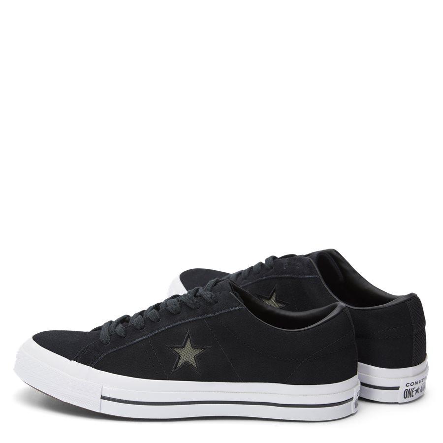 163383C ONE STAR OX - One Star OX Sko - Sko - SORT/SORT - 3
