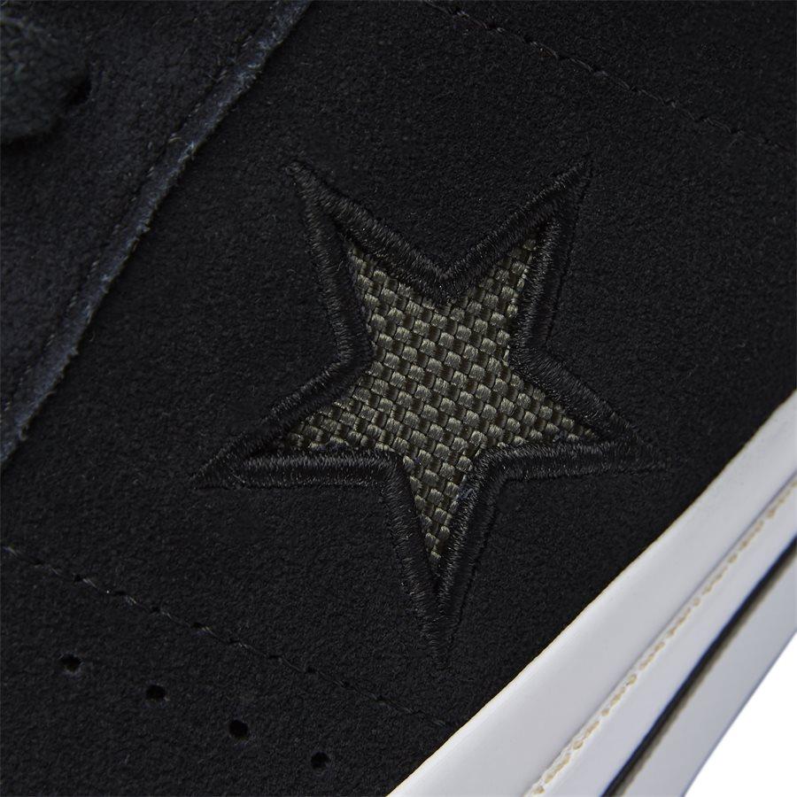 163383C ONE STAR OX - One Star OX Sko - Sko - SORT/SORT - 10