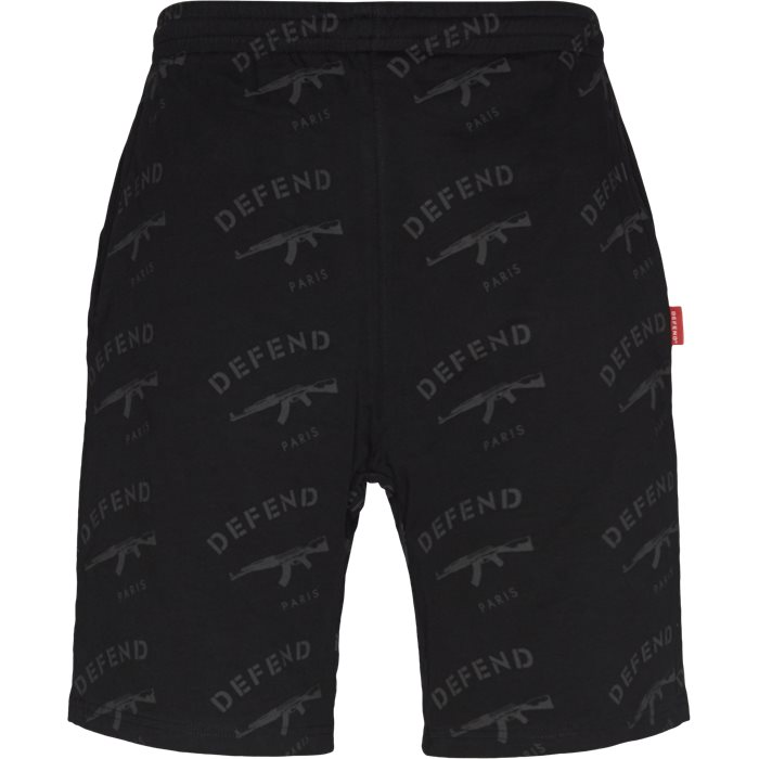 Alcamo Shorts - Shorts - Regular - Sort