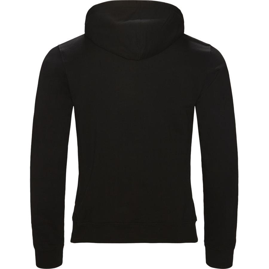 FIRE HOOD - Fire Hood - Sweatshirts - Regular - SORT - 2