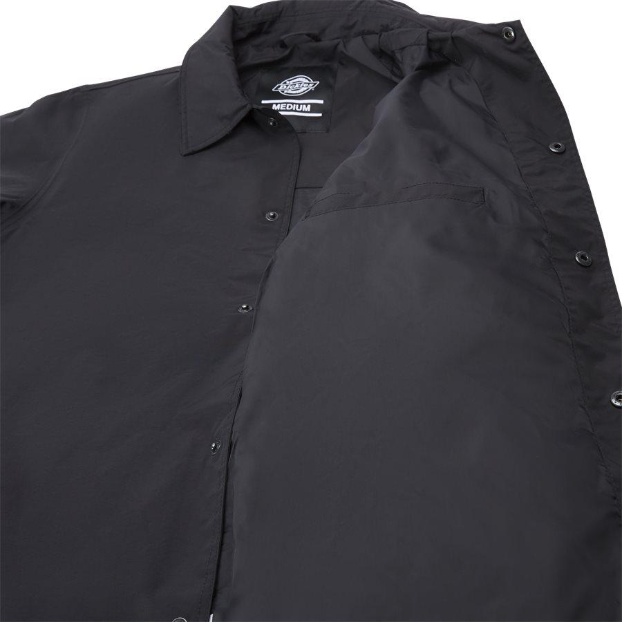 BREWERTON - Brewerton Jacket - Jakker - Regular - SORT - 7