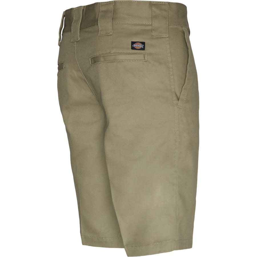 COTTON 873 SHORTS - Cotton 873 - Shorts - Loose - KHAKI - 3
