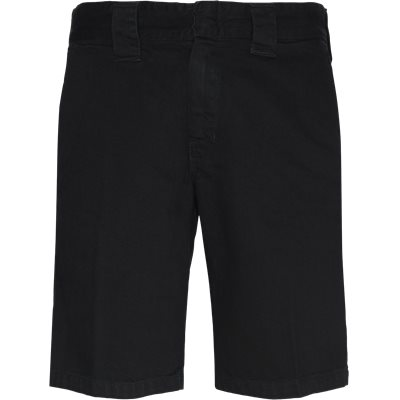 Loose | Shorts | Svart