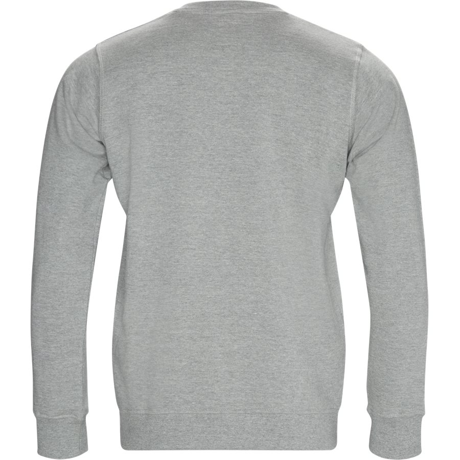 HARRISON - Harrison - Sweatshirts - Regular - GRÅ - 2