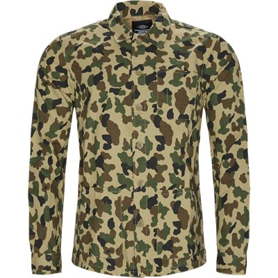 Kempton Shirt Regular | Kempton Shirt | Army