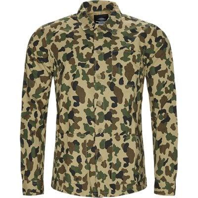 Kempton Shirt Regular | Kempton Shirt | Army