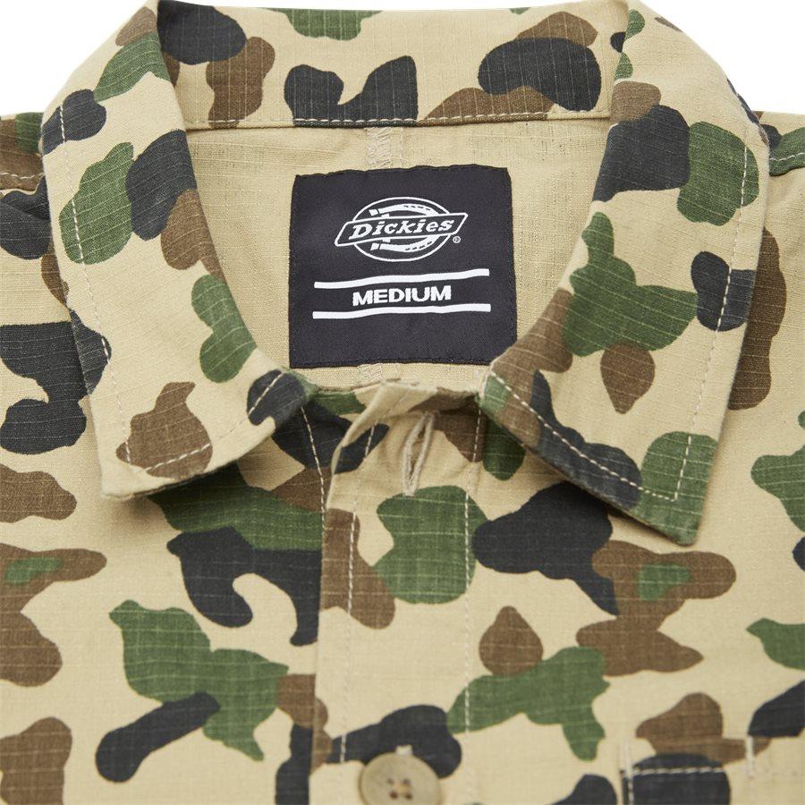 KEMPTON - Kempton Shirt - Skjorter - Regular - CAMO - 5