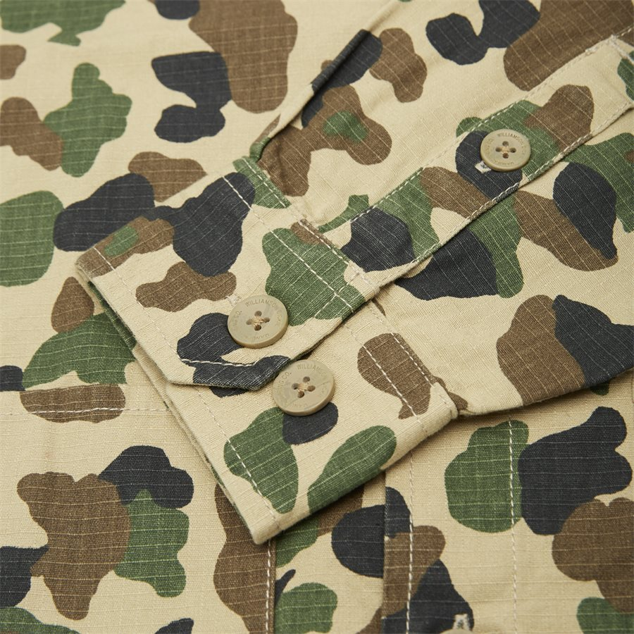 KEMPTON - Kempton Shirt - Skjorter - Regular - CAMO - 6