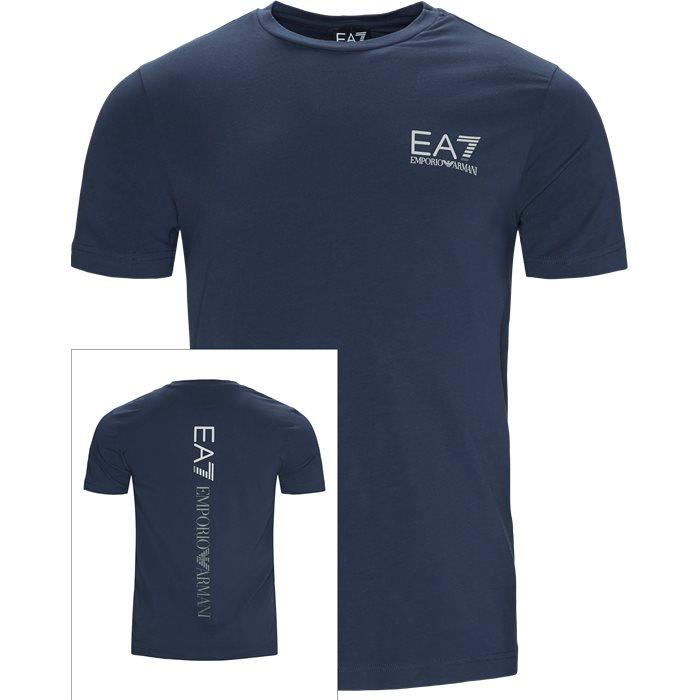 PJ03Z T-shirt - T-shirts - Regular - Blå