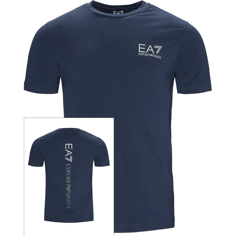 PJ03Z-3GPT08 - PJ03Z T-shirt - T-shirts - Regular - NAVY - 1