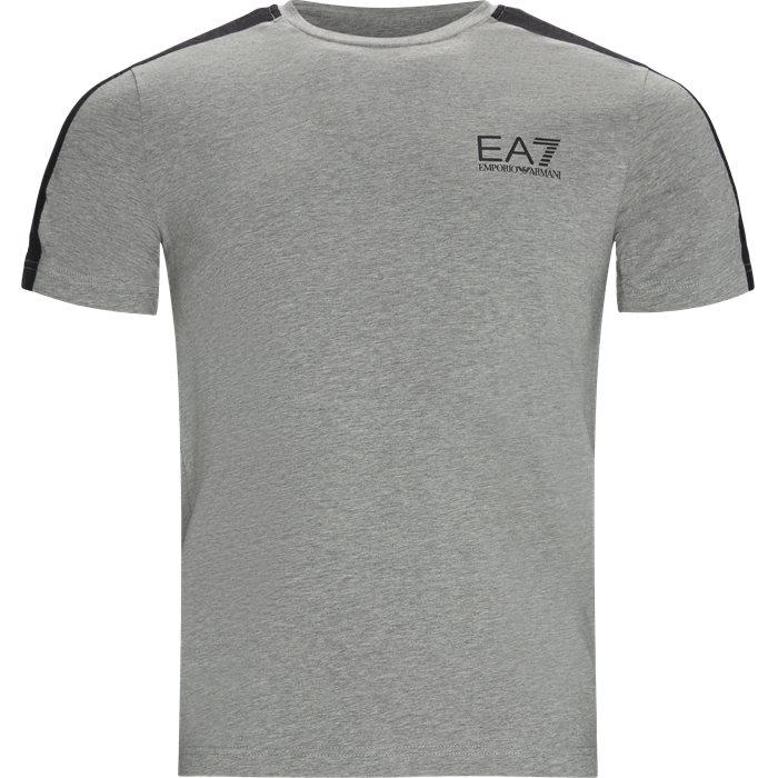 PJ03Z T-shirt - T-shirts - Regular - Grå