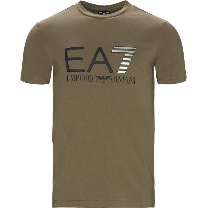 PJ03Z - T-shirts - Regular - Grøn