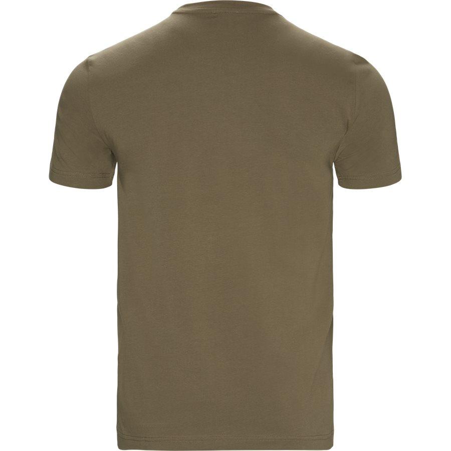 PJ03Z-3GPT01 - PJ03Z - T-shirts - Regular - GRØN - 2