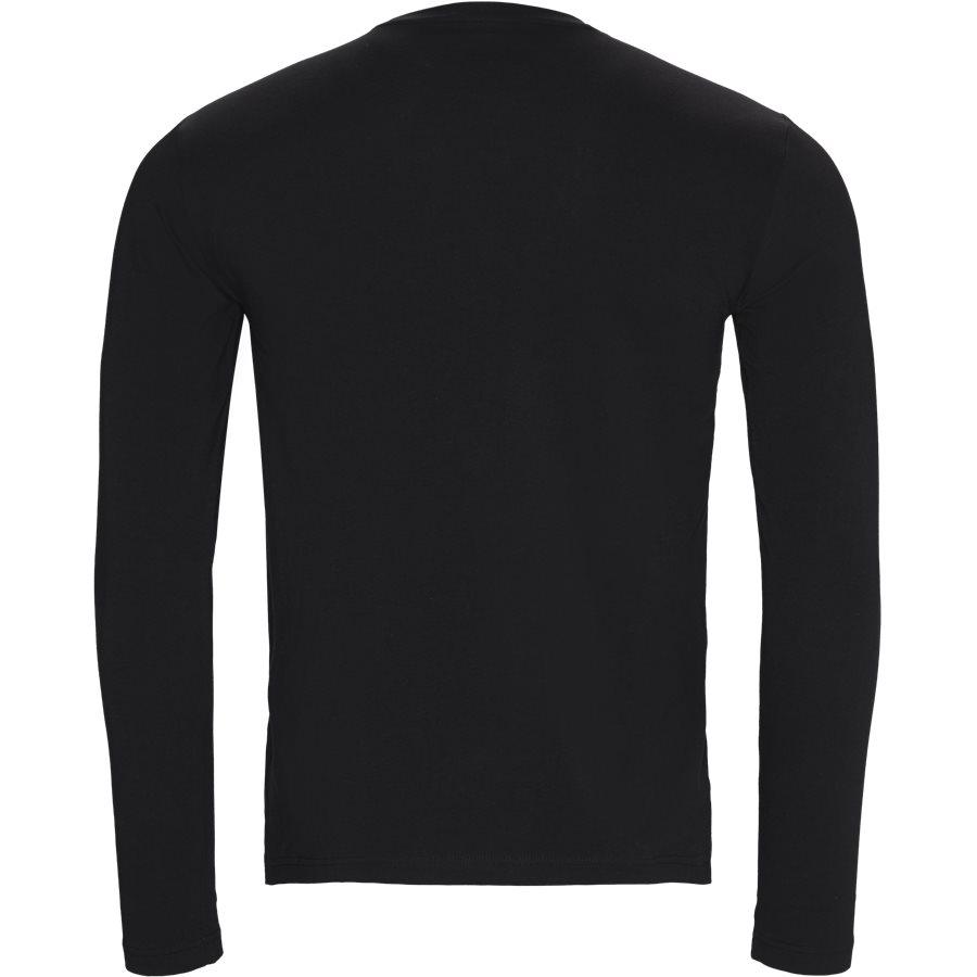 PJ03Z-3GPT640 - PJ03Z - T-shirts - Regular - SORT - 2
