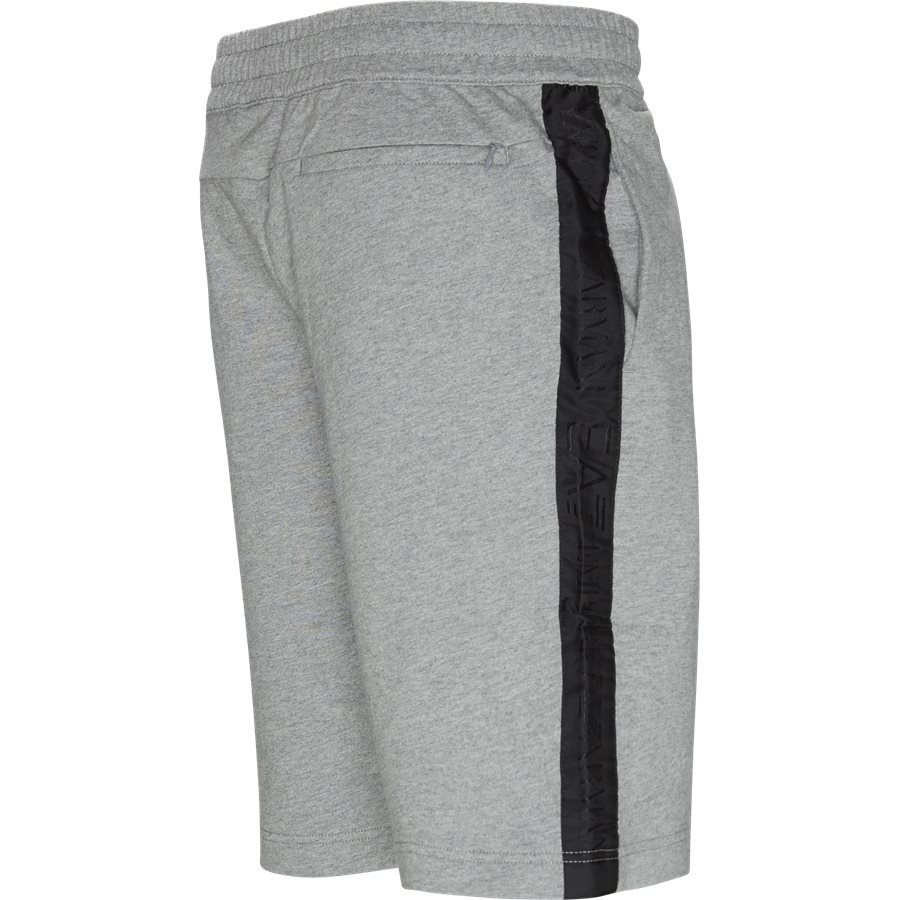 PJ05Z-3GPS53 - PJ05Z Shorts - Shorts - Straight fit - GRÅ - 3