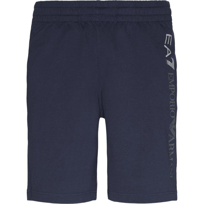 PJ05Z Shorts - Shorts - Regular - Blå