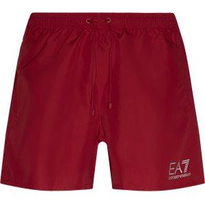 Shorts | Rød