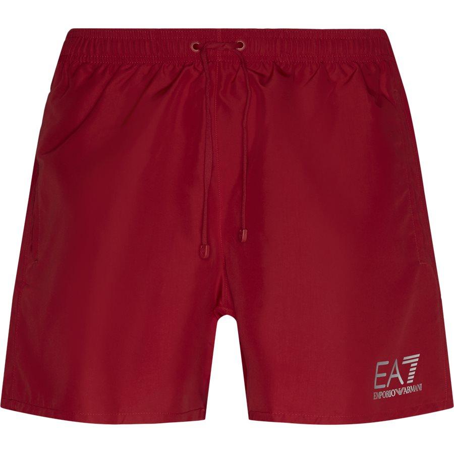 CC721-902000 - CC721 Badeshorts - Shorts - Regular - RØD - 1