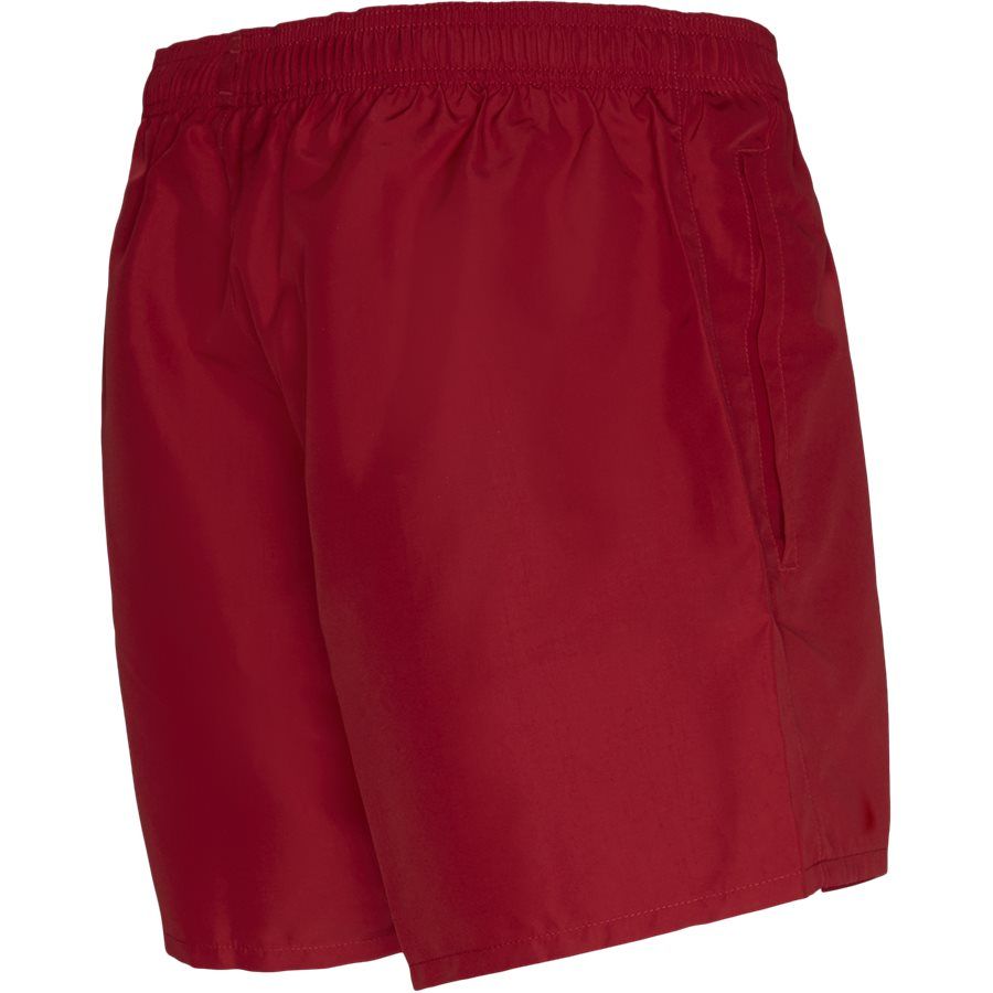 CC721-902000 - CC721 Badeshorts - Shorts - Regular - RØD - 3