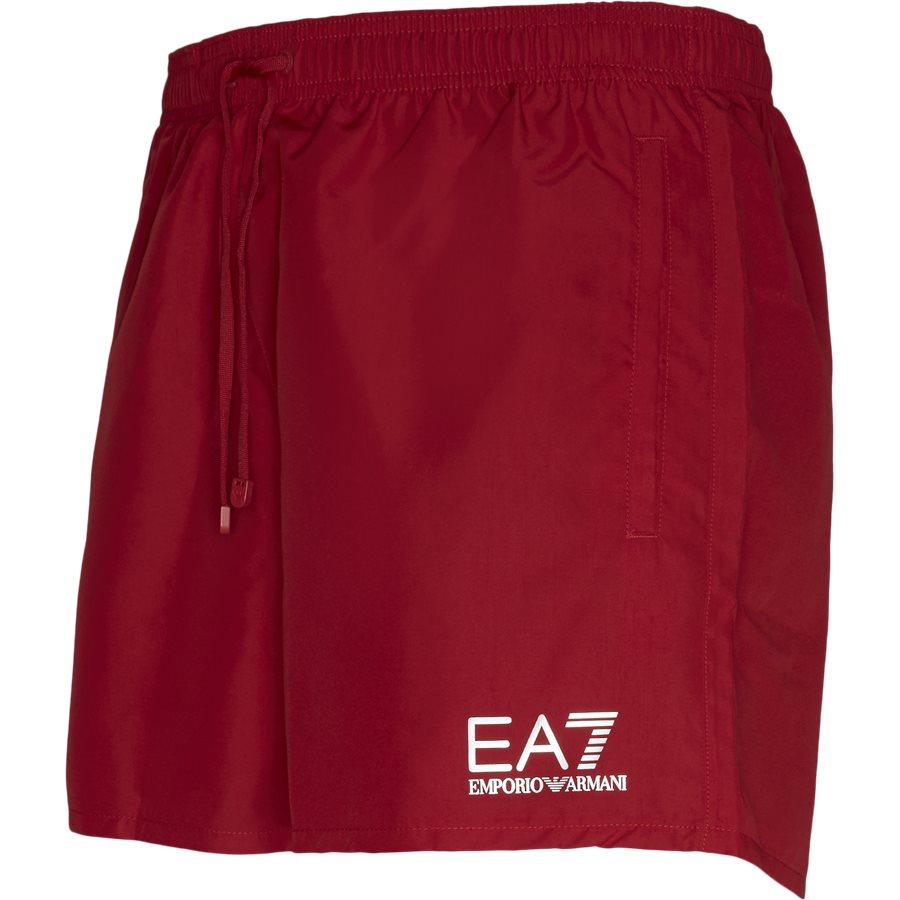 CC721-902000 - CC721 Badeshorts - Shorts - Regular - RØD - 4