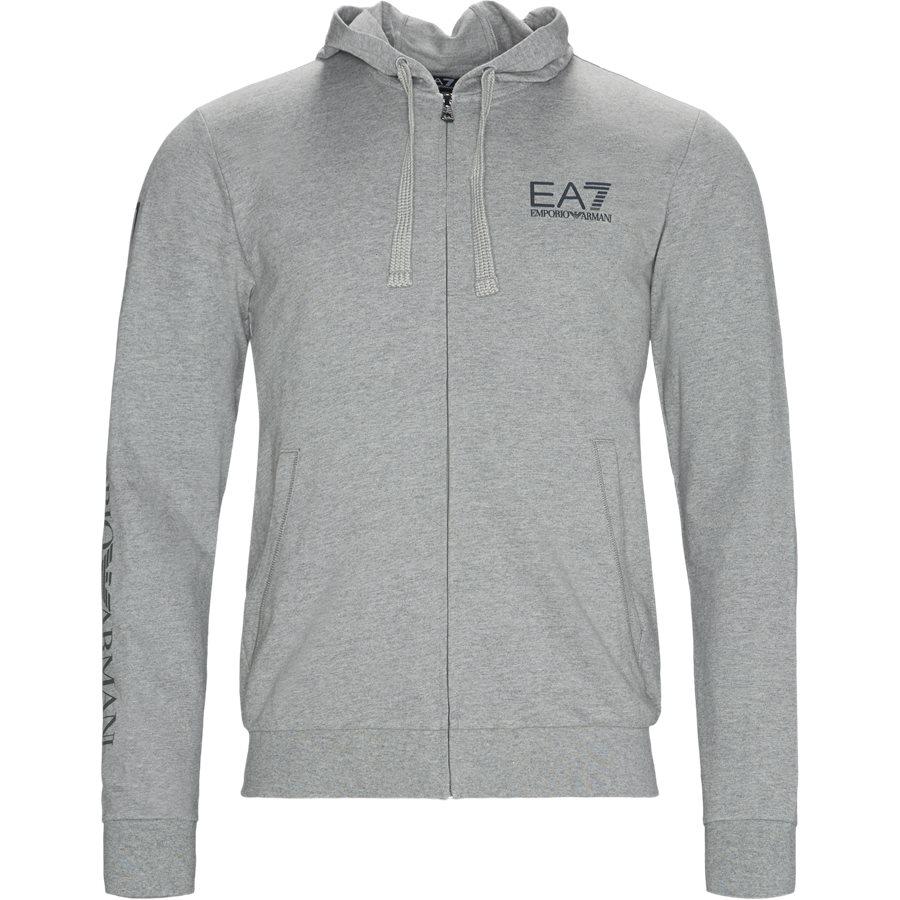 PJ05Z-3GPM24 - PJ05Z - Sweatshirts - Regular - GRÅ - 1
