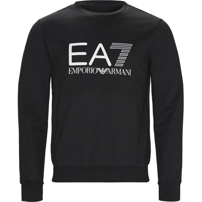 PJ05Z - Sweatshirts - Regular fit - Sort