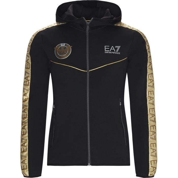 PJT6Z - Sweatshirts - Regular - Sort