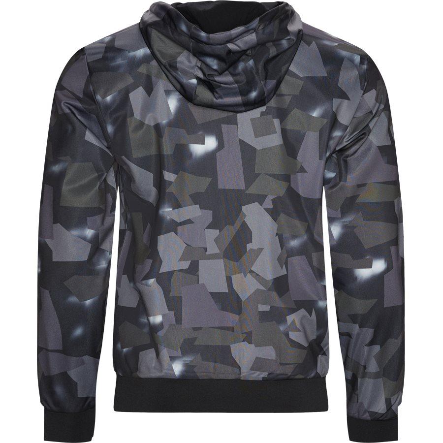 PJ08Z-3GPM28 - PJ08Z Zip-Hoodie - Sweatshirts - Regular - SORT - 2