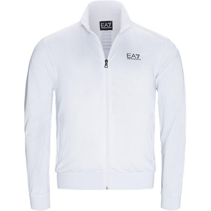 PJ08Z - Sweatshirts - Regular - Hvid