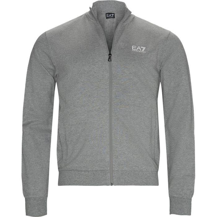 PJ05Z - Sweatshirts - Regular - Grå