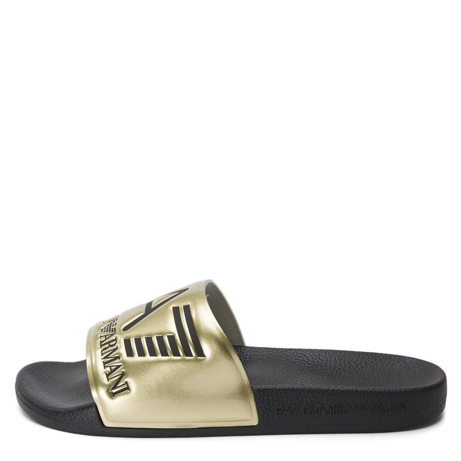 XCC22-XCP001 - XCC22 Sandal - Sko - GULD - 1
