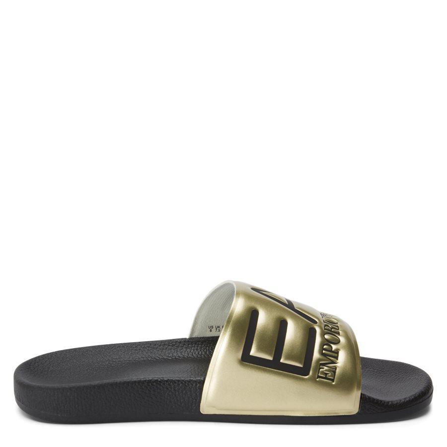 XCC22-XCP001 - XCC22 Sandal - Sko - GULD - 2