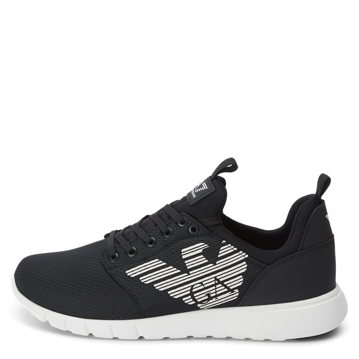 XCCC02 Sneaker - Sko - Sort