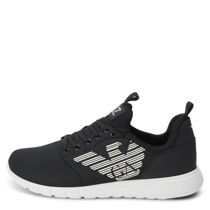 ea7 – Ea7 xccc02 sneaker sort på quint.dk