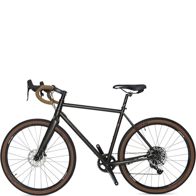 Image of   Ea7 Gravel Bike Sort