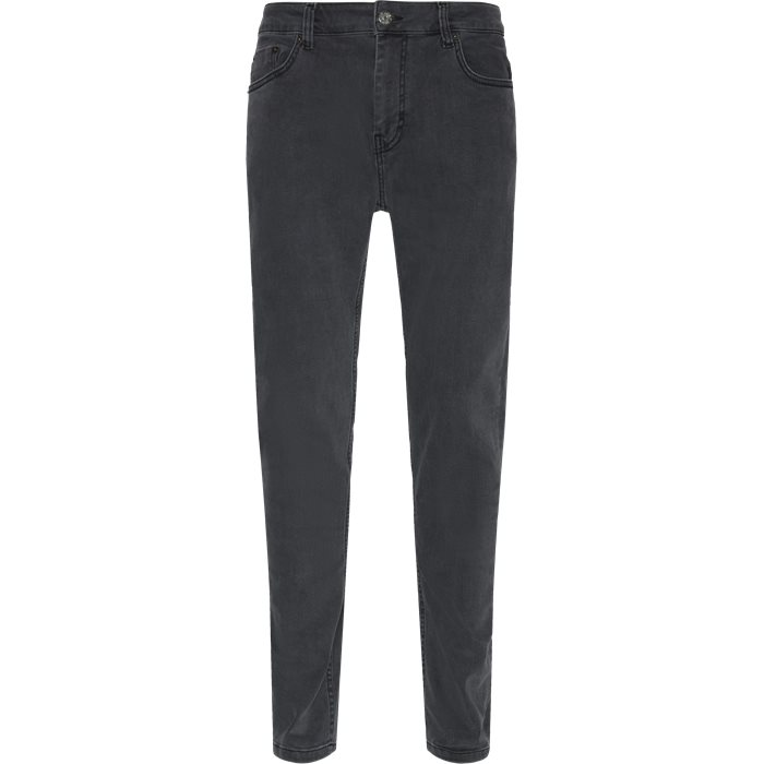 Sicko Plain Grey - Jeans - Slim - Grå