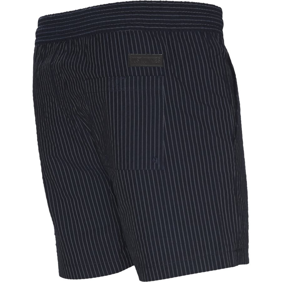 CREATE SHORTS - Create Shorts - Shorts - Straight fit - NAVY - 3