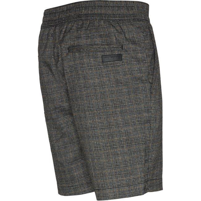 Press Check Shorts