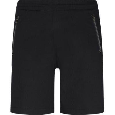 Straight fit | Shorts | Svart