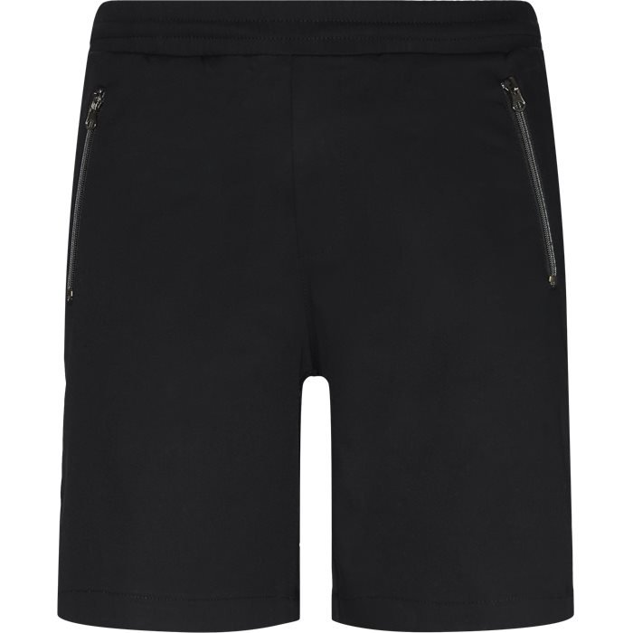 Flex Shorts - Shorts - Straight fit - Sort