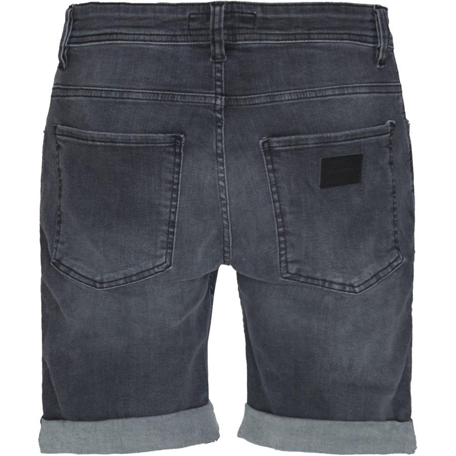 HOME GREY MIKE SHORTS  - Home Grey Mike Shorts - Shorts - Regular - GRÅ - 2