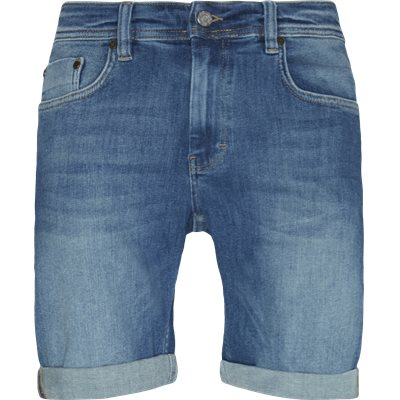 Element Blue Mike Shorts Regular | Element Blue Mike Shorts | Denim