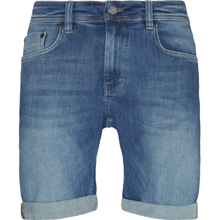 Element Blue Mike Shorts - Shorts - Regular - Denim