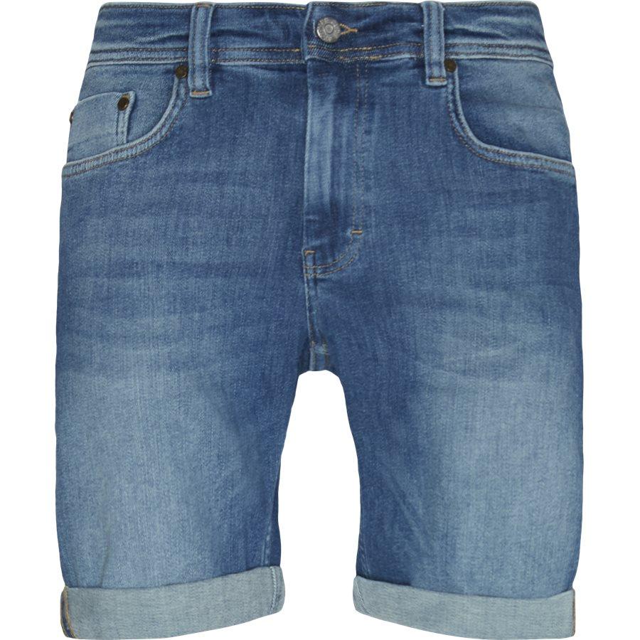 ELEMENT BLUE MIKE SHORTS - Element Blue Mike Shorts - Shorts - Regular - DENIM - 1