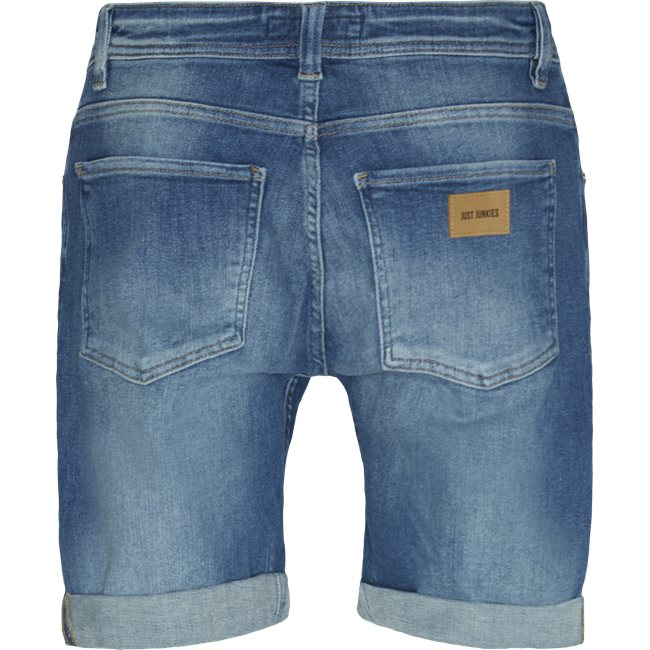 Element Blue Mike Shorts