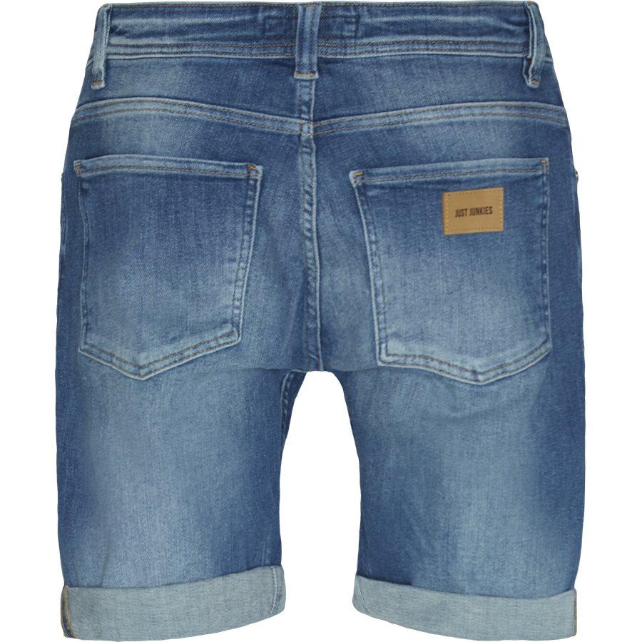 ELEMENT BLUE MIKE SHORTS - Element Blue Mike Shorts - Shorts - Regular - DENIM - 2