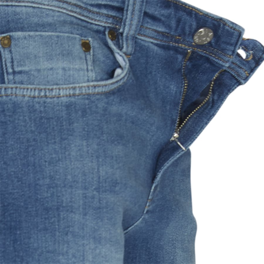 ELEMENT BLUE MIKE SHORTS - Element Blue Mike Shorts - Shorts - Regular - DENIM - 4