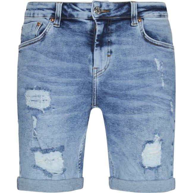 Ozon Blue Mike Shorts